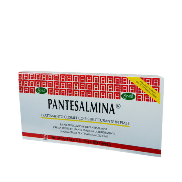 Gestil Pantesalmina ampullák 12 x15 ml