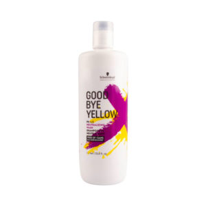 Schwarzkopf Professional Good Bye Yellow Neutralizing Wash Shampoo 1l