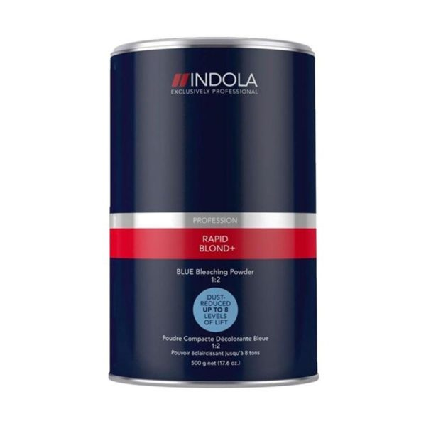 Indola Profession Rapid Blond Blue Bleaching Powder