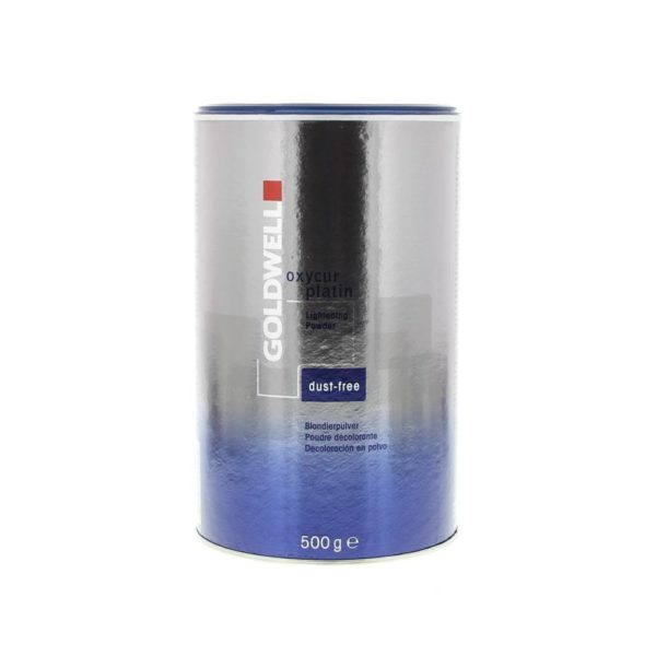 Goldwell Oxycur Platin Dust Free 500 g