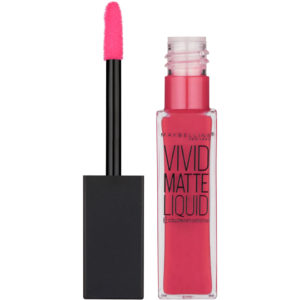 Maybelline Color Sensational Matte - matt hatású rúzs 4 ml 886 berry bossy