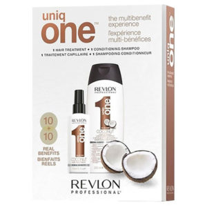 Revlon Uniq One Coconut Set