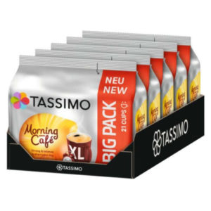 Tassimo Morning XL 5x21